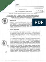 Informe de Auditoría N° 060-2016-CG-MA-AC Contraloría General de la República a Gobierno Regional de Madre de Dios