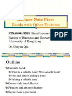 Lecture Note 05_Bonds With Other Features (1)