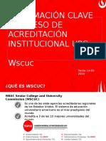 WSCUC - PPT resumido