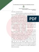 Ercolini Hotesur Puntos de Pericia Contable Cuerpo de Peritos Anticorrupción