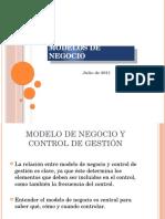 Modelos de Negocio - Resumen