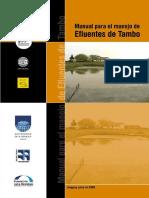 Manual de Efluentes de Tambos