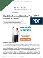 O Que é a Psicologia Do Trabalho_ _ Psicologia Organizacional _ Atuação