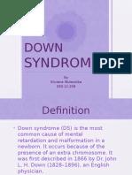 down syndrome.pptx