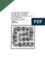 Coriat El taller y el Robot.pdf