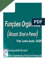 03-08 - Alcoois- Enois e Fenois