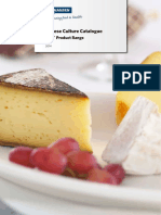 2014_CHR HANSEN_Cheese Culture Catalogue