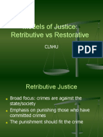 models of justice