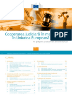 Civil Justice Guide EU Ro