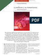 FARMACOTERAPIA Arritmias Cardíacas y Su Tratamiento