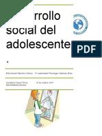 Desarrollo Social Del Adolescente