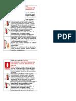 uso de extintores para imprimir