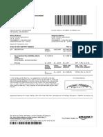Amazon- Mobile Invoice