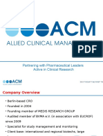 ACM Presentation 2014