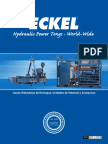 Eckel Product Catalog_Spanish