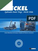 Eckel Product Catalog_Spanish