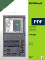 Heidenhain Manual