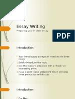 essay writing 2