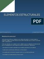 1.1 Elementos Estructurales