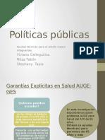 Políticas Públicas Ortesis Geriatria Listo