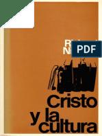 244025690 Cristo y La Cultura PDF
