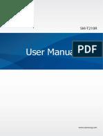 SM-T210 User Manual English Web