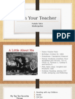 introductory powerpoint presentation- natalie tatro