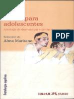 Teatro Para Adolescentes