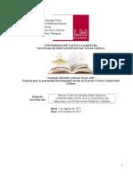 Proyecto Absentismo Escolar (2) (Reparado)