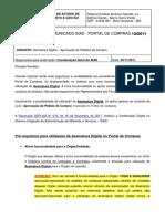 Comunicado SIAD 13_2011