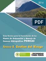 Anexo Gestion Del Riesgo Guia Tecnica Para La Formulacion de POMCAS
