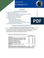 Resumen Informativo 17 2016