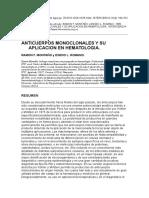 Aplicacion en Inmunohematologia