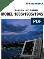 Marine Radar M-1835_serien