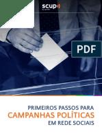 eBook Primeiros Passos Para Campanhas Politicas Nas Redes Sociais