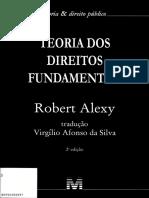 ALEXY, Robert. Sumário Da Teoria Dos Direitos Fundamentais