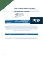 Perfil Competencia Administrador de Contratos