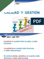 Calidad y Gestion CNS