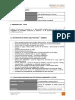 Dct-001.in Perfil de Cargo Jefe de Administracin y Finanzas