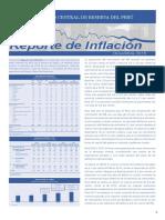 Reporte de Inflacion Diciembre 2015 Sintesis