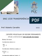 Difusão Molecular em Regime Permanente.pdf