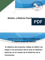 bioetica en transfusion productos sanguineos.ppt