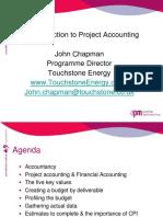 John Chapman Project Accounting
