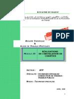 Réalisation de l_ installation de chantier BTP-TSCT.doc