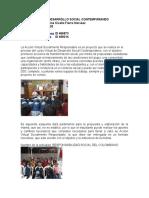 Desarrollo Social Actividad 7