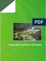 Geografia y Salud en Colombia