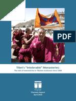 Tibets Intolerable Monasteries