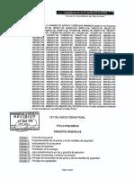 Proyecto de Ley modificado que postula un nuevo Código Penal- 10 de mayo Del 2016