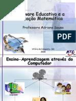 Software Educativo e a Educação Matemática