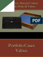 Reading & Writing - Portable Desks & Valises